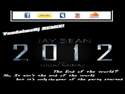 Jay Sean ft Nicki Menaj  2012 YDM DANCE REMIX