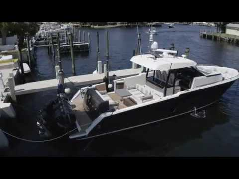 NEW 2019 Ocean Alexander 45 Divergence For Sale At MarineMax Yacht Center