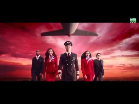 Katy Perry International Smile music Video- fab life of a Cabin Crew