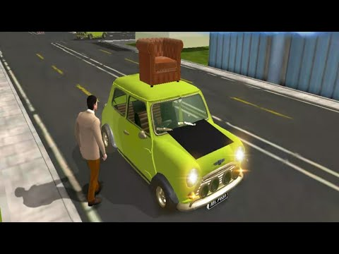 Mr. Pean Car City Adventure - Games For Fun - Mr Bean 2017 Android Gameplay HD