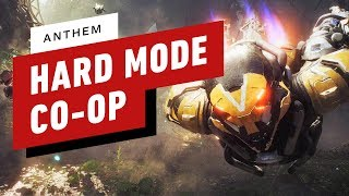 Anthem: Co-op Hard Mode Gameplay - Protection Duty - IGN Plays Live
