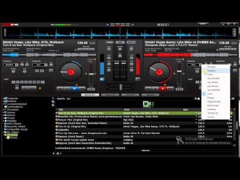 mixing tracks with different bpm