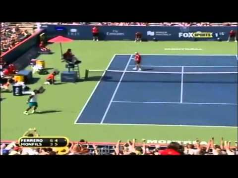 Best Points and Shots in Tennis History part 11 (HQ)