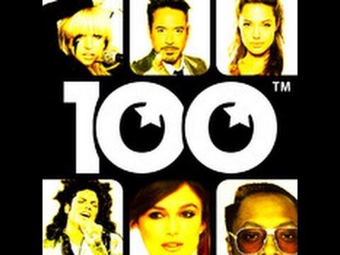 100 Pics Quiz - Music Stars 1-100 Answers