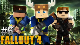 Fallout - LAST MINUTEMAN! (Minecraft Roleplay) #6