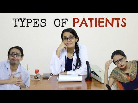 Types Of Patients | Funny Patients V/s Doctors
