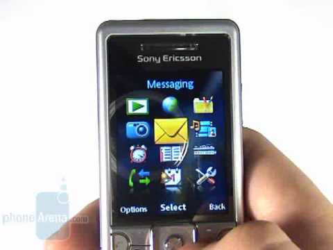 Sony Ericsson C510 Review