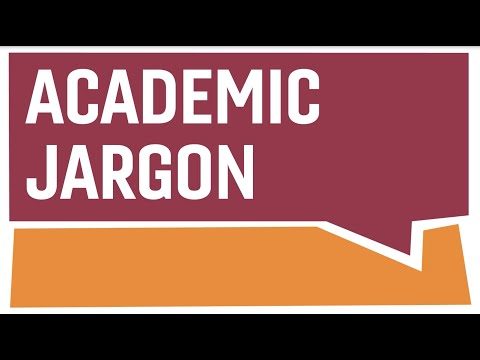 Academic Jargon | Critical Concepts in Academic Research
