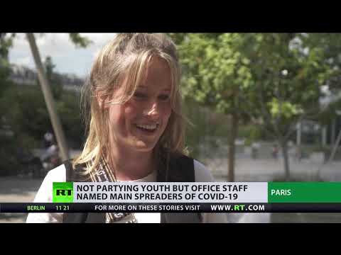 COVID in France | Office staff may be main spreaders of coronavirus