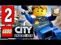 LEGO CITY Undercover: Walkthrough Part 2 Robber at the Red Cafe / Locate Last Robber the Docks