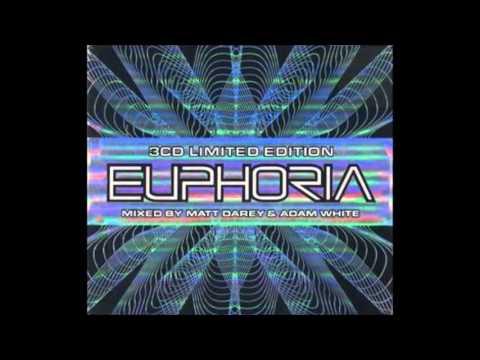 Adam White - Limited Edition Euphoria  Mixed by Adam White CD 3