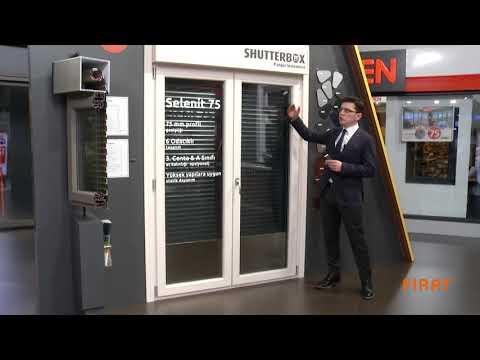 Shutterbox Panjur Sistemleri