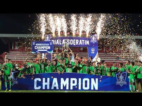 Bajul Ijo Cilik Hapus Dahaga 17 Tahun | Persebaya U-17 Juara Piala Soeratin 2018/2019