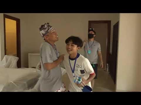 Jiwa Usil Koko Tiba2 Membara, Om Bibi Jadi Target! | Best Moment Diary The Onsu (20/4/20)