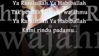 Ya Rasulullah - Dato