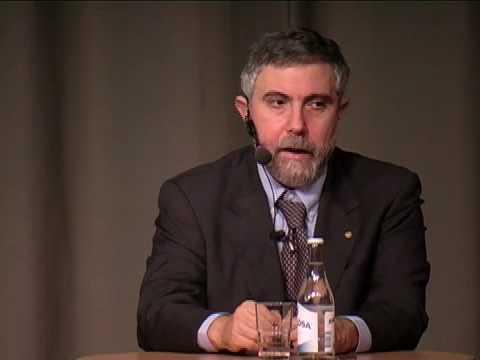 Paul Krugman - ARENA - part 1