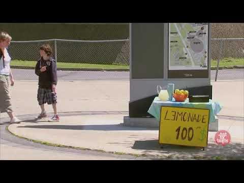 Lemonade Prank at site…..*Just For Fun*