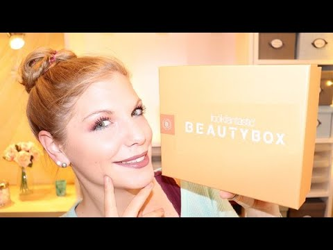 Video: Lookfantastic Beauty Box Juli 2020 | UNBOXING | Sunkissed Edition