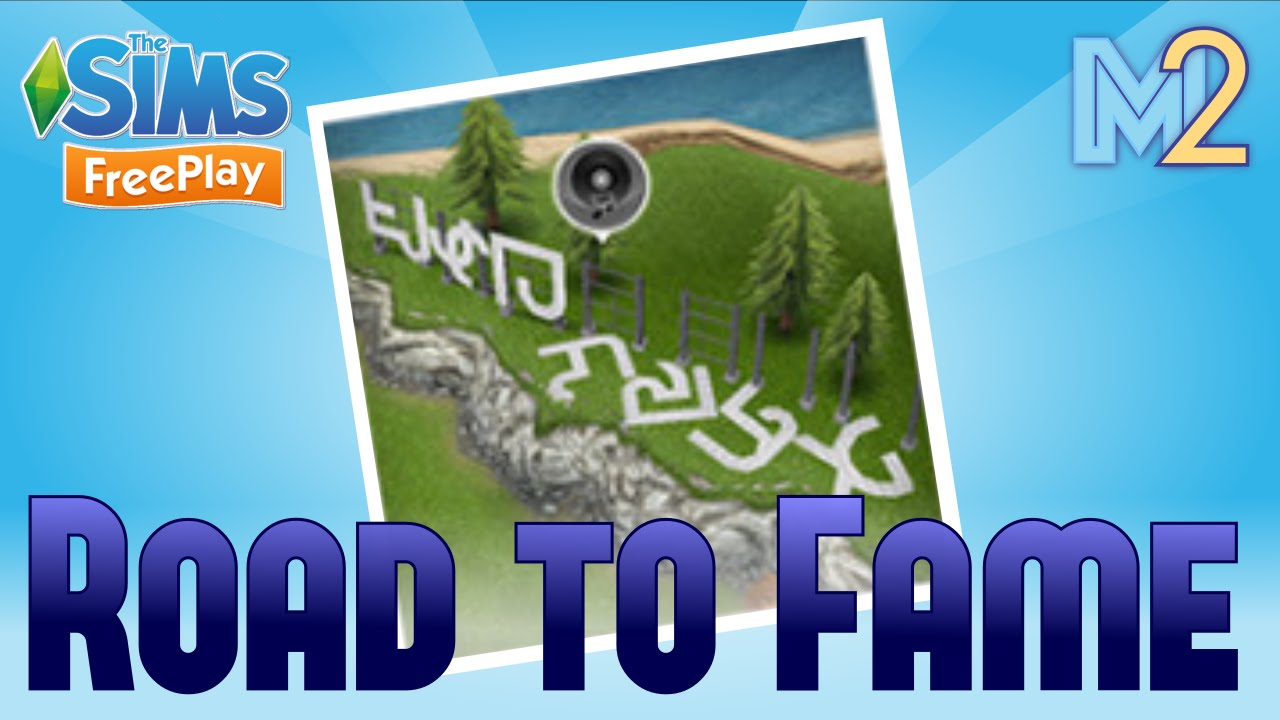 the road to fame sims free play