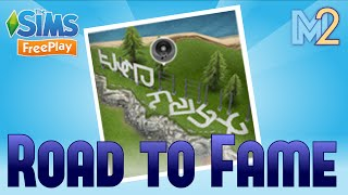 Sims FreePlay - Road to Fame Quest + Teen Idol Hobby & Mansion (Let's Play Ep 20)