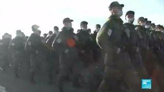 Tensión entre Rusia y Ucrania: Turquía pide que respeten el alto al fuego en Donbass