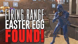 FIRING RANGE EASTER EGG HAS BEEN FOUND! *Spoilers* Apex Legends Easter Eggs