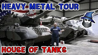 TANKS, TANKS & MORE TANKS!!! What??? the CAR WIZARD relives his Army days