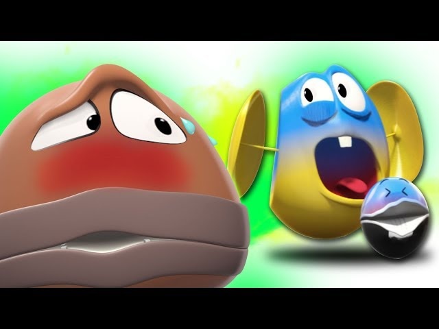 FARTING VIVO | Wonderballs Cartoon Show | 3D Funny Animated Cartoons for Children by HooplaKidz TV