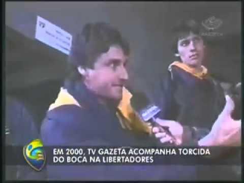 Palmeiras 0 2 x 4 0 Boca Juniors - Final Libertadores  - Reportagem TV Gazeta