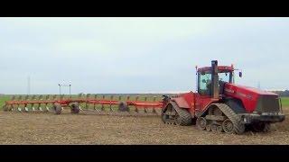 Orka Największym Pługiem Świata The Biggest Plows Ploughing World Case Steiger 530 GeorgireBesson 20