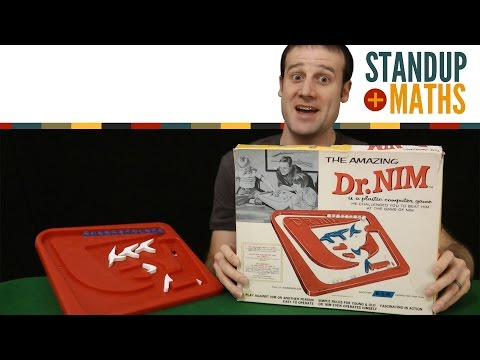 Thumbnail: The Unbeatable Game from the 60s: Dr NIM