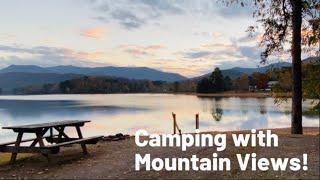 GEORGIA MOUNTAIN CAMPGROUND | Geoŗgia Mountain Fairgrounds | North Georgia Camping