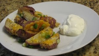 Roasted Ranch Potatoes -- Lynn's Recipes