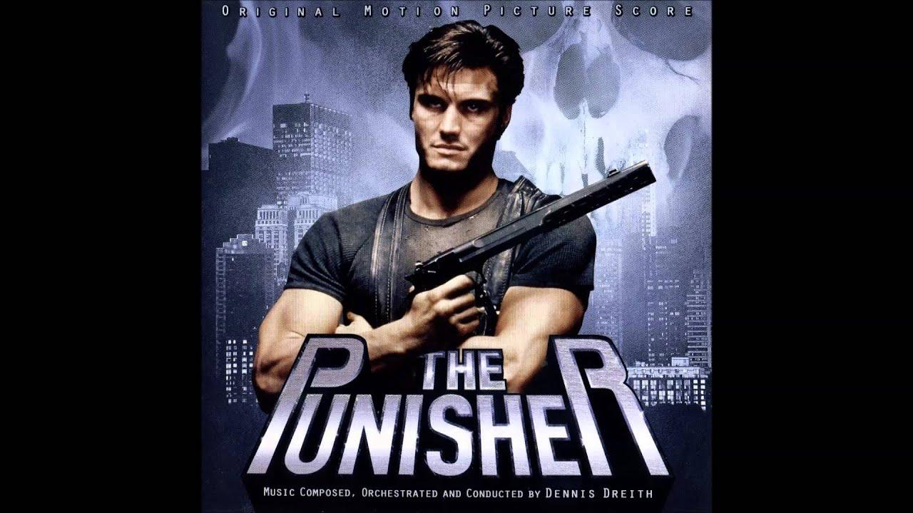 The Punisher (OST) - Harbor Shoot Em Up - YouTube