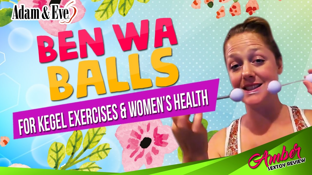 How to Use Love Balls | Best Vaginal Kegel Exercise Balls Review