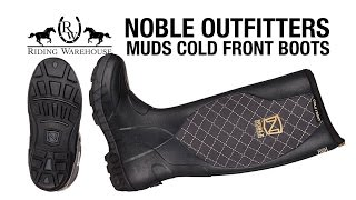 Noble Outfitters Muds Cold Front Boots