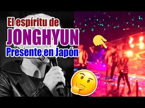 JONGHYUN PRESENTE EN JAPÓN 2018 // Según fans - [OtitoMola]