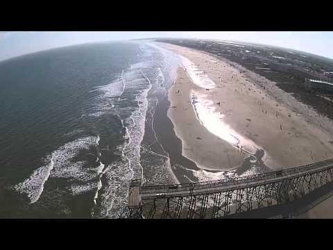 The Windjammer on Isle of Palms Beach in South Carolina
