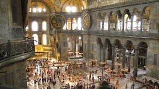 MORE TURKISH DELIGHT (2/5) - THE HAGIA SOPHIA, ISTANBUL
