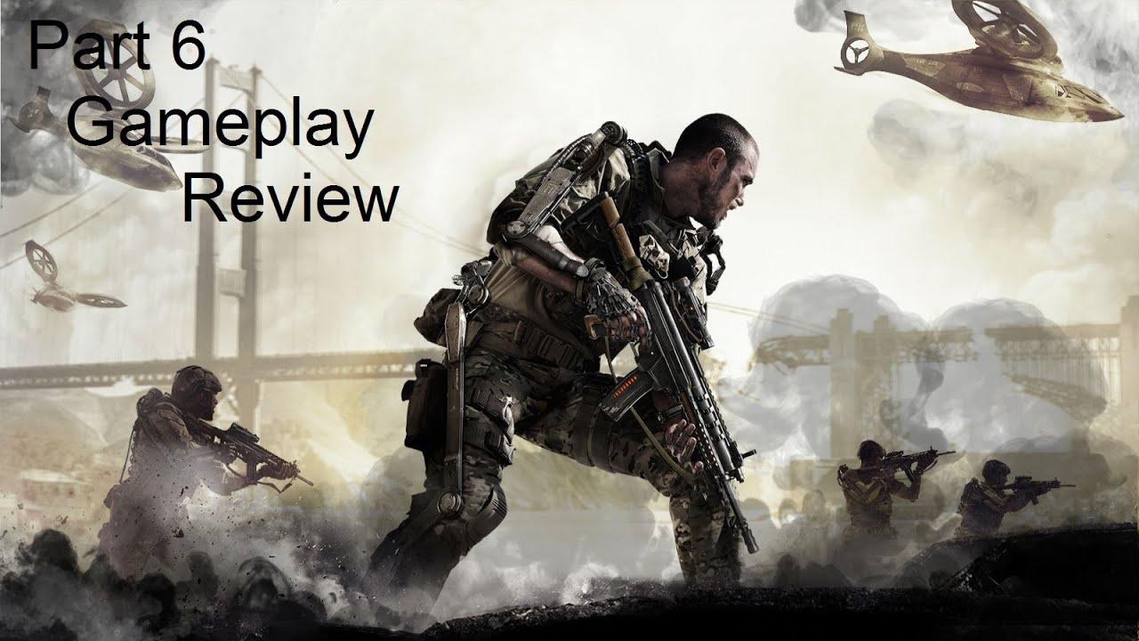 Call of Duty Advanced Warfare Gameplay Walkthrough Part 6 ...