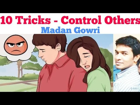 10 Tricks to Control Others | Tamil | Madan Gowri | MG