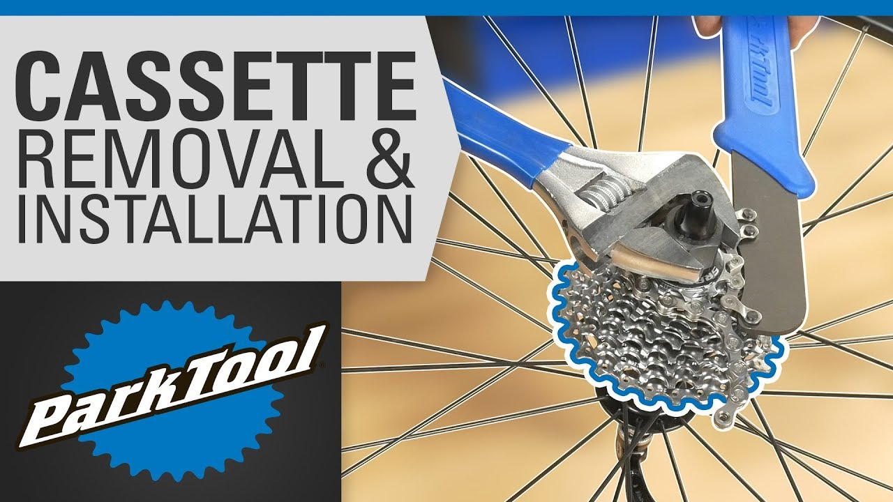 Cassette Removal and Installation | Park Tool