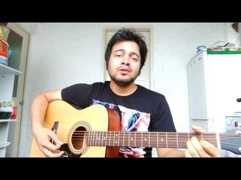 Komlo Megeder Ojon   কমল মেঘেদের ওজন   Unplugged Acoustic guitar cover by GORA