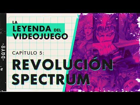 Cómo Spectrum dominó Europa | La Leyenda del Videojuego [Episodio 5]