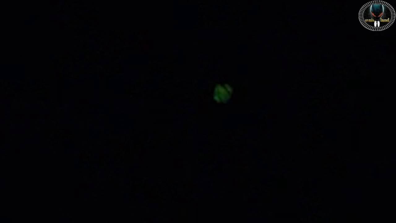 ovni vert danse