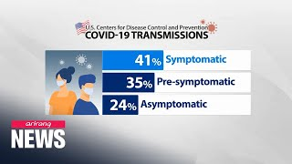 U.S. CDC says most COVID-19 infections spread by people without symptoms