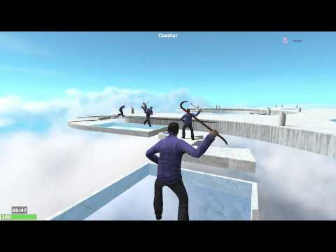 Garry's Mod : Death Run - In the Sky thumbnail