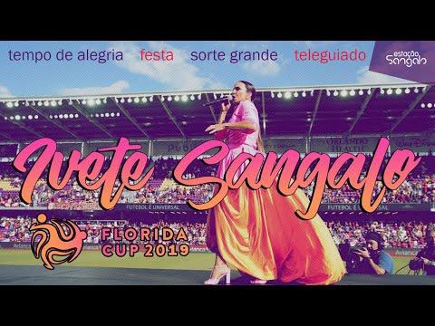 Ivete Sangalo no Orlando City Stadium - Florida Cup 120119