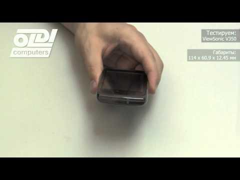 Обзор смартфона ViewSonic V350