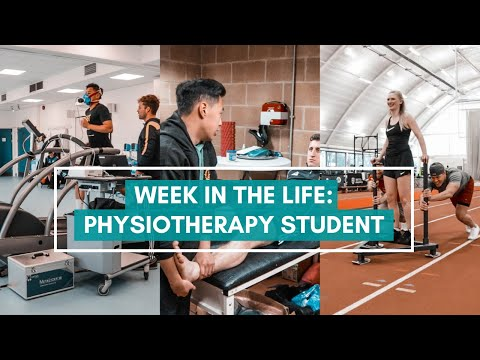 Week in the Life of a Physiotherapy Student | Brunel University London